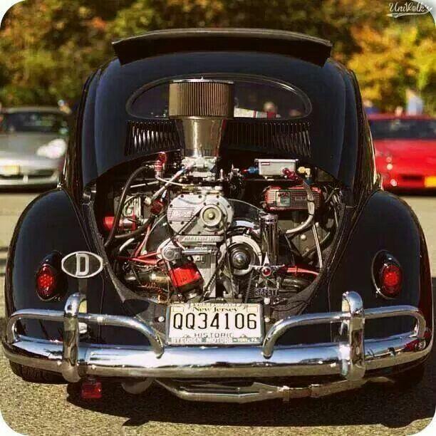 Vw Beetle Engine Builders: 20 Best VW Bug Supercharged Images On Pinterest