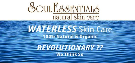 Organic Skin Care  Waterless  Natural Skin by SoulEssentialsSkin