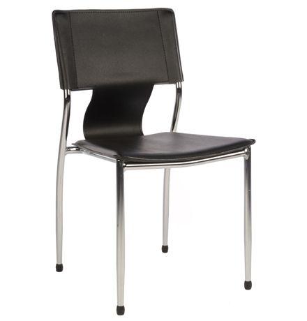 Modern Design Stacking Chair H-1001  main image