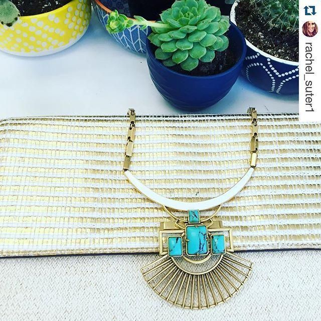 Summer preview capsule clutch & necklace. www.stelladot.com/Angellesteele
