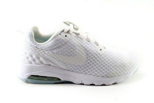Tenis Nike Air Max Motion Lw - Blanco 833662-110