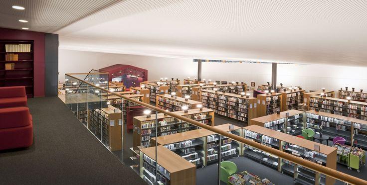 Limingan kirjasto, Liminka, Arkkitehtitoimisto Järvinen & Kuorelahti Oy