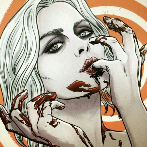 iZombie artwork