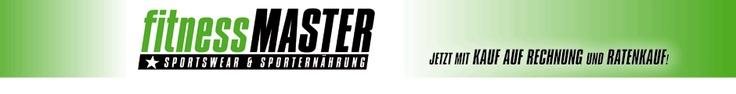 fitness-master.de - ein Shop für Fitnessbegeisterte und Ausdauersportler, hier finden Sie Fitnessgeräte - und Zubehör, Sportnahrung, Hometrainer wie z.B. Powerplates sowie Sportkleidung und Equipment.