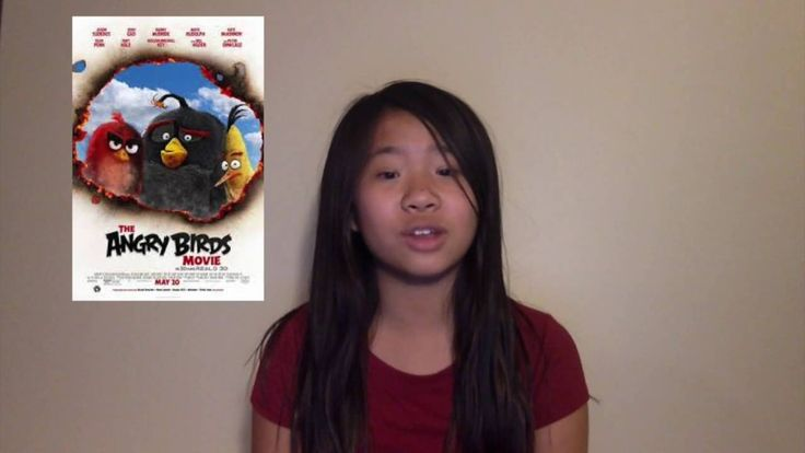 Film Review: The Angry Birds Movie by KIDS FIRST! Film Critic Mia A. #KIDSFIRST!, #TheAngryBirdsMovie