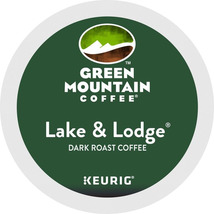Green Mountain Coffee Roasters Lake & Lodge | GMT6523 | ForMyDesk.com