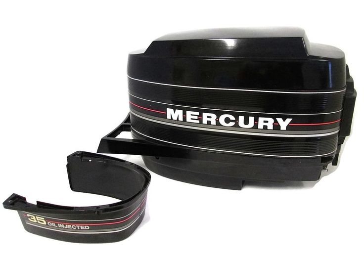 Mercury Outboard Motor Hood       #boating #3878A6 #7642A2 #76132 #62236 #Mercury #Outboard #EngineCover #Hood #Cowls #Cowlings #35hp #40hp #MichiganFrreshwaterMarine