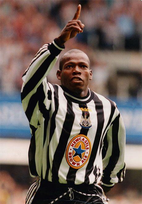 Faustino Asprilla #Newcastle #Colombia