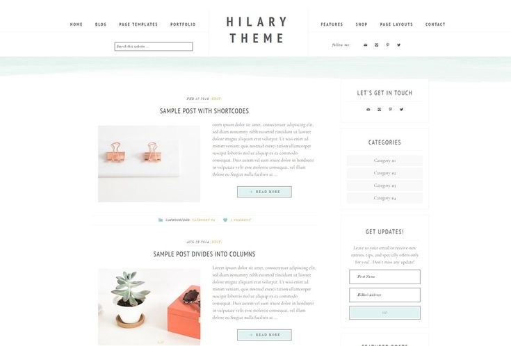 On the Creative Market Blog - How to Launch Your Ecommerce Website: 40 Templates & Tips