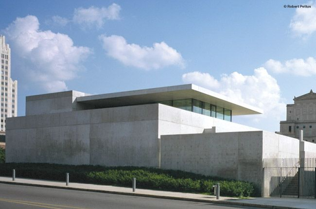 Pulitzer Arts Foundation by Tadao Ando