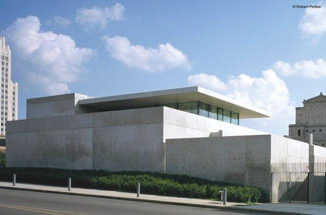 Pulitzer Arts Foundation by Tadao Ando