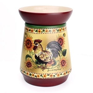 $12.00 Rooster Design Tart Warmer