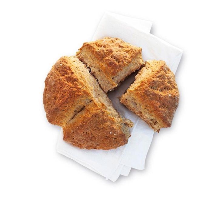 Grove frokostscones er en god start på dagen. Kesam gir en fyldig og god smak, med en brøkdel av fettet.