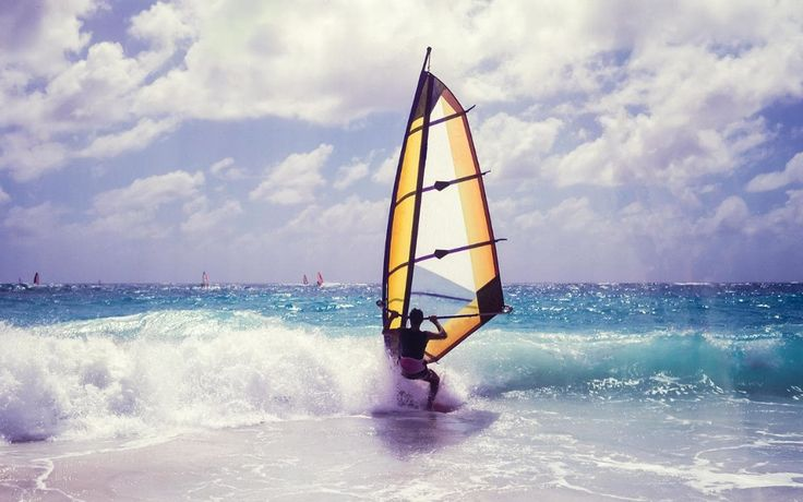 Hiking to swimming, golfing to horseback riding, exhilarating adventures are all around in Barbados!