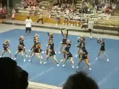 Cheer Dance Moves, good ripples
