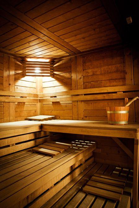 Bonne id e apr s une journ e pass e visiter la ville de for Sauna la detente