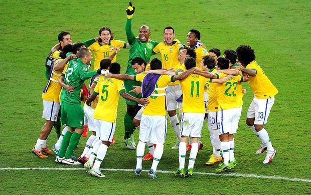 Brazil's soccer team