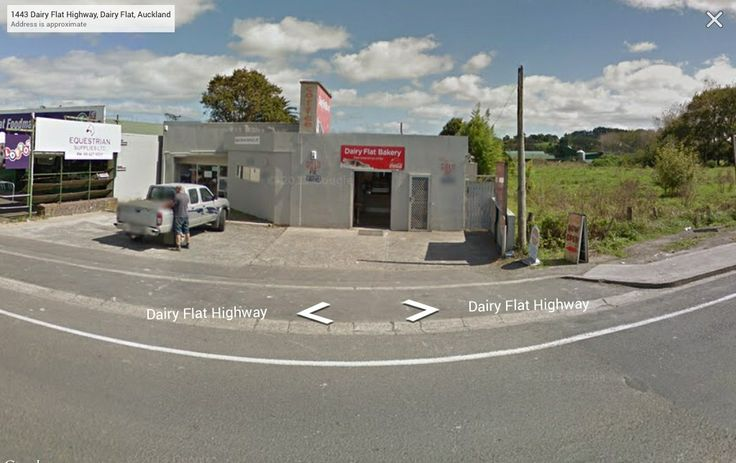 Dairy flat bakery