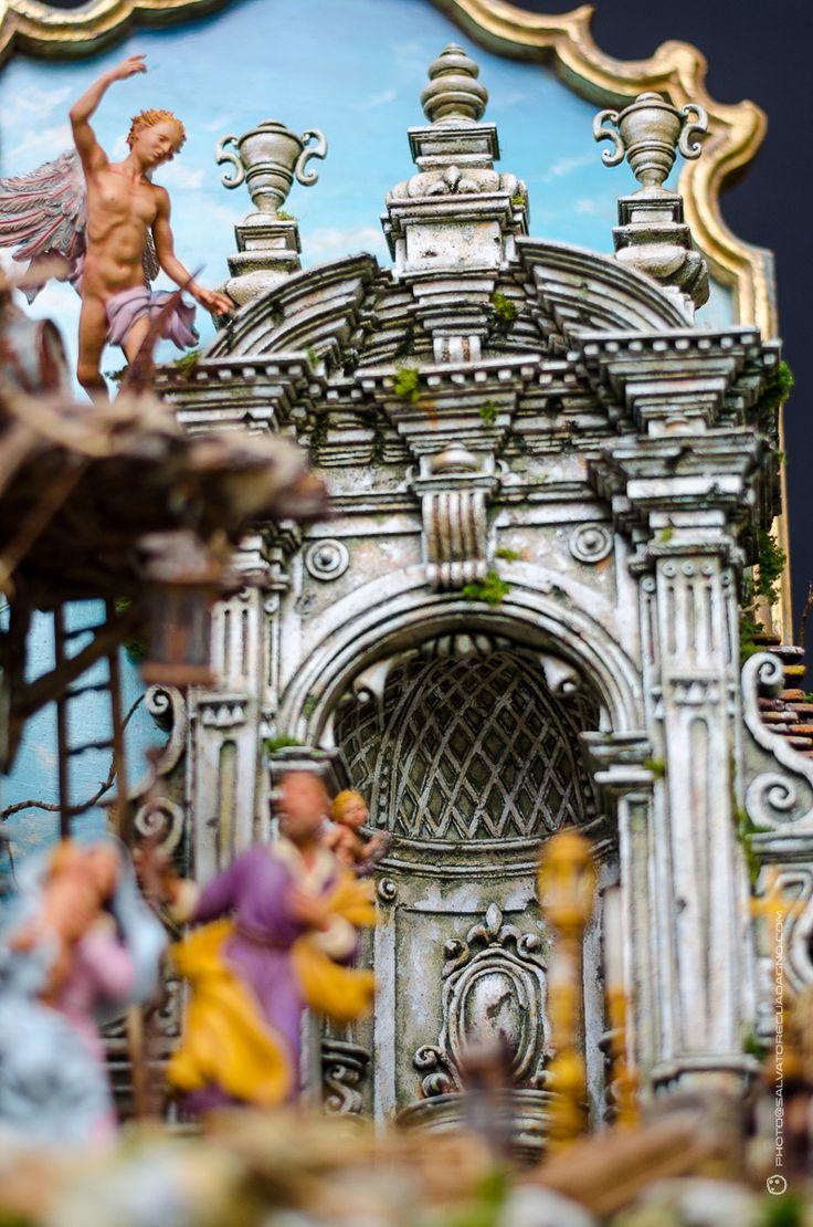 La Magia dell'Evento. Pastori della scultrice Anna Bisogno. www.presepinapoletanianastasio.it#madeinitaly #scultura #tradizione #ferrobattuto #presepe #crib #presepenapoletano #Neapolitancrib #natività #Nativity #cuna #artigianato #artesanía #handicraft #arte #art #scenografia #scenography #scenografiapresepiale #nativityscene #minuterie #smallparts #pequeñaspiezas #dipingere #panie