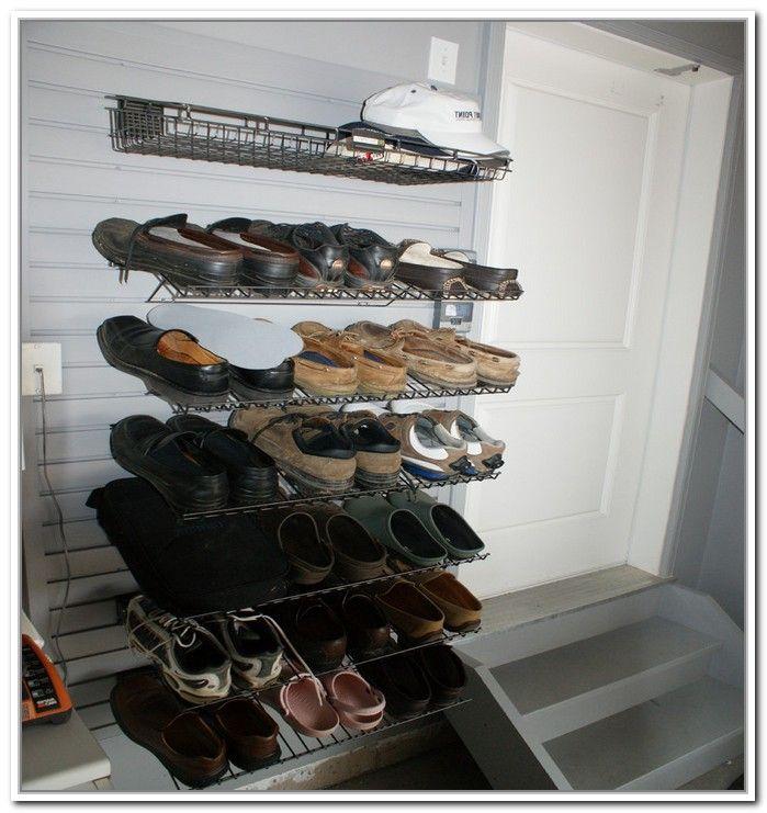 Footwear Shoe Storage Ideas For Garage