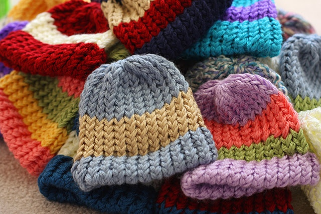 Knitting Looms Walmart : How to make preemie loom hats posts and