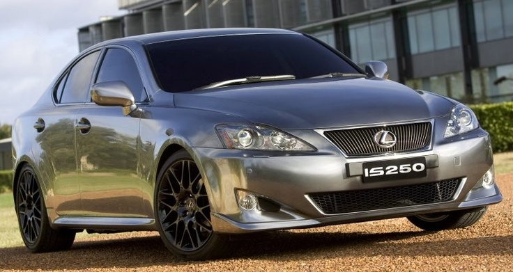 My very own Lexus 15 250 ! I want you!