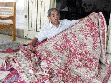 Batik- Lasem
