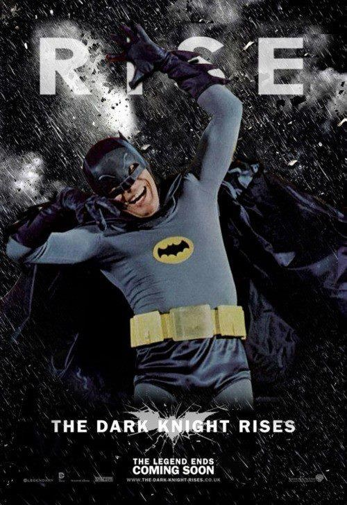 Have not seen yet. I hear Adam West is amazing in it.