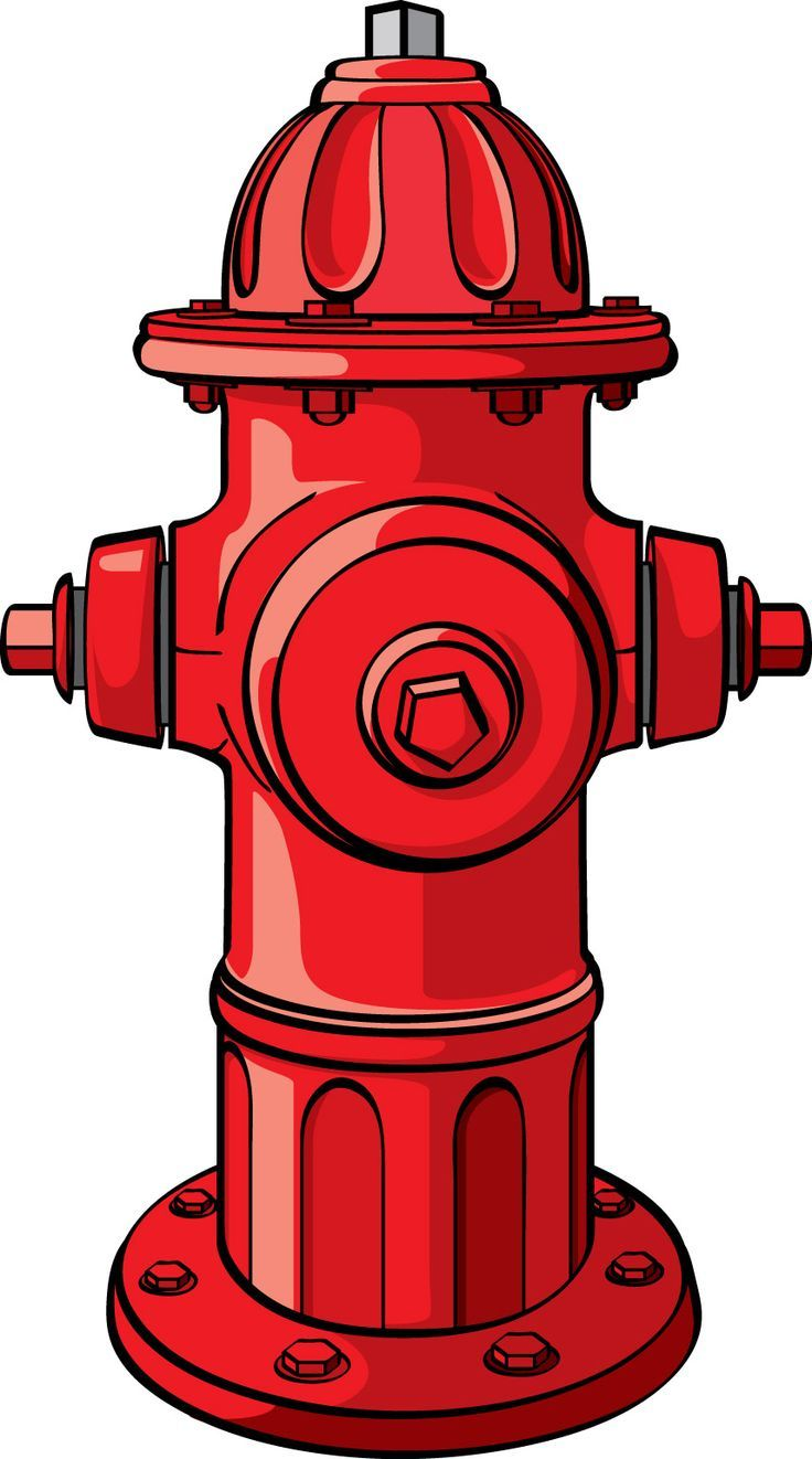 Decoration - Fire Hydrant