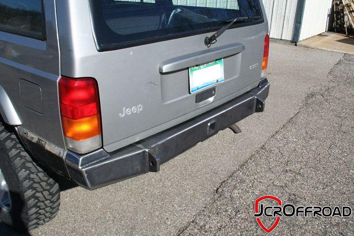 Diy Xj Bumper Rear Jeep Cherokee 84 01 Jeep Cherokee Jeep Cherokee Xj Jeep Xj Mods