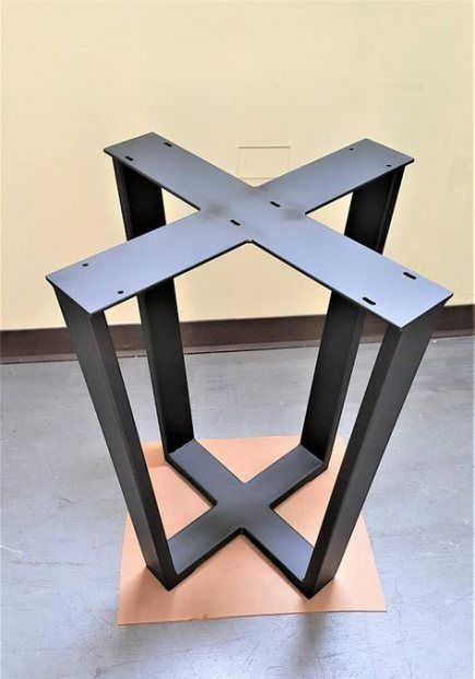 Diy Table Base Round Ideas 45 Ideas Metal Table Base Wooden Dining Tables Diy Table
