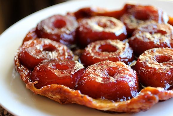 The Culinary Legend of Apple Tarte Tatin #FallFest | Let's Pull Up a ...