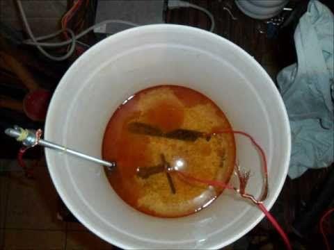 Removendo ferrugem por meio da eletrólise