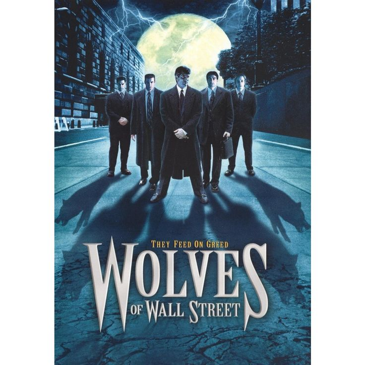 Wolves of Wall Street (dvd_video)