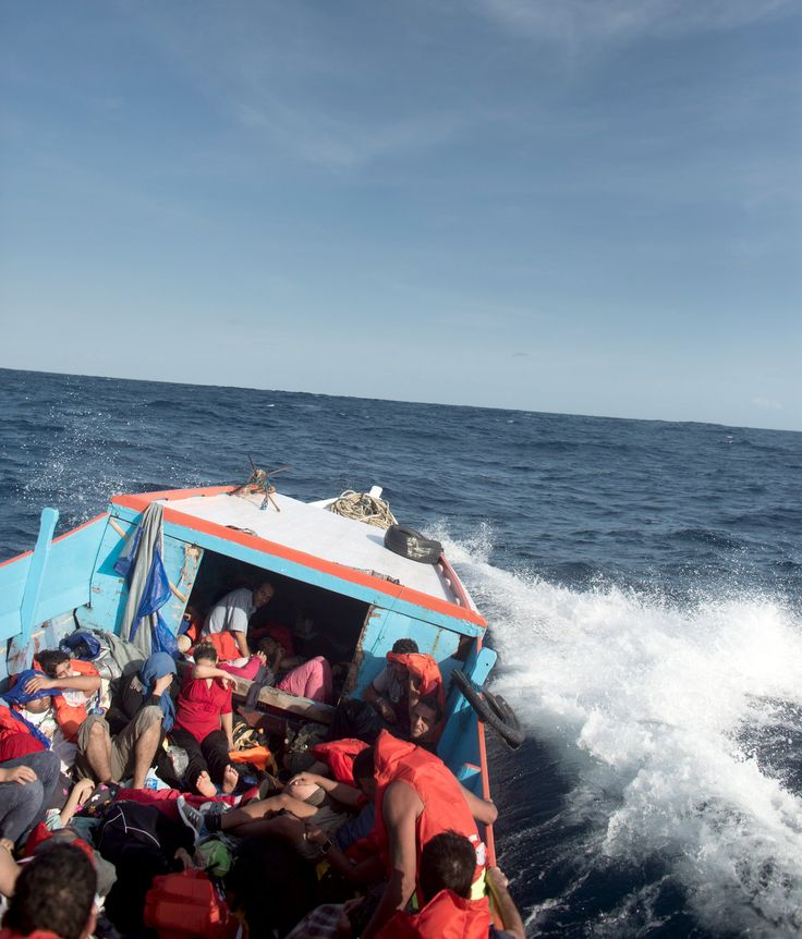 The Dream Boat  By LUKE MOGELSONMore than a thousand refugees have died trying to reach Christmas Island. But faced with unbearable conditio...