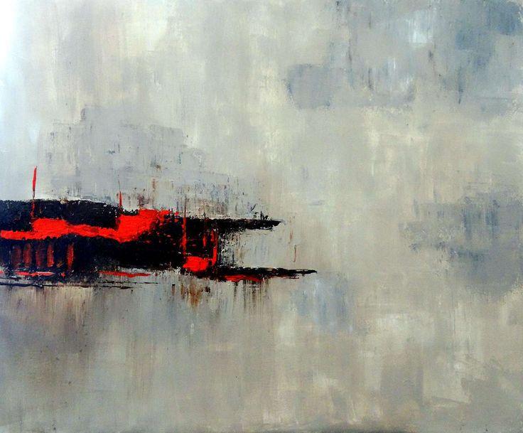 Acrylique sur toile 50 x 60 cm