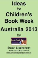 The Book Chook: Activities for Children's Book Week, 2013 - comprehensive post with all you need to know about Book Week!