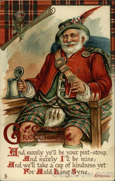 scottish new year greetings