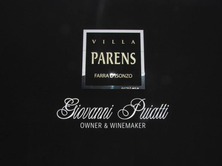 VILLA PARENS stand at Vinitaly 2014.