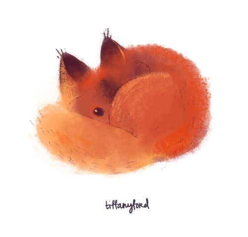 little foxy quickie by tiffany ford