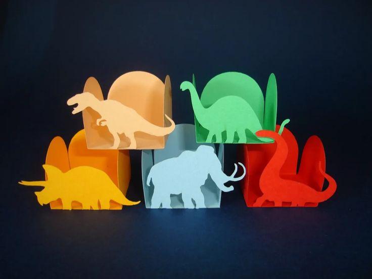 25 Forminhas Docinhos Dinossauros Dinos Festa Infantil - R$ 10,00