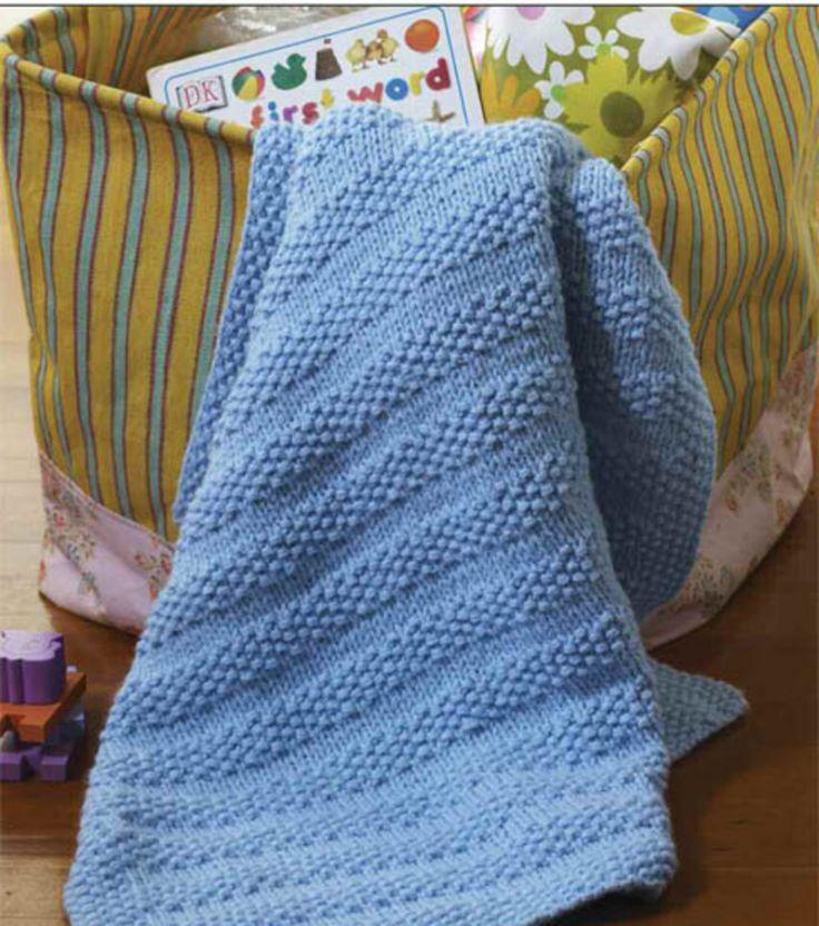 Mejores 249 imágenes de Afghans and Blankets for baby en Pinterest ...
