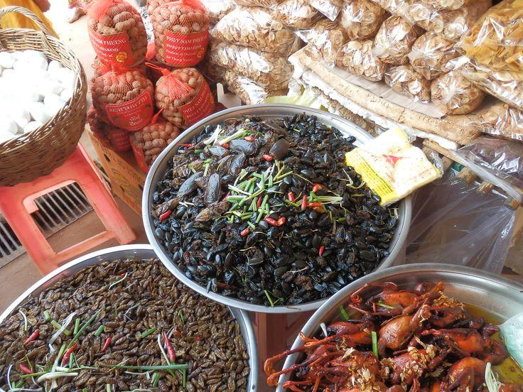 Local delicacies, Skuon/Spiderville