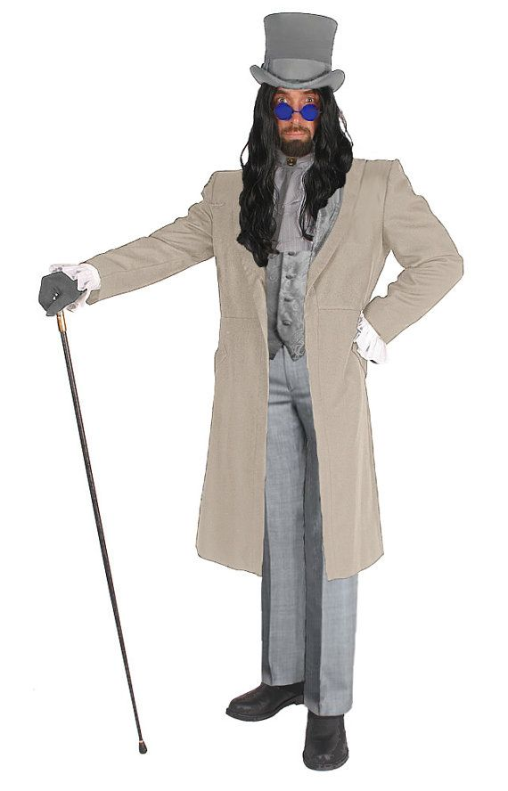 Adult Victorian Vampire High Quality Costume, Inspired by Gary Oldman Dracula, Classy and Sophisticated, Great for Parties and Events