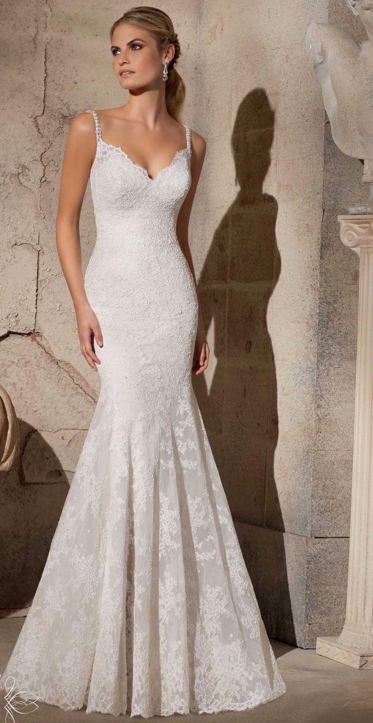 14 besten Hochzeitskleider Bilder auf Pinterest   Hochzeitskleider ...