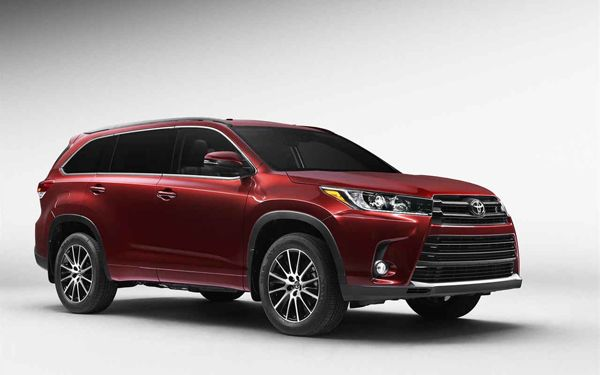 2018 Toyota Kluger Concept And Performance