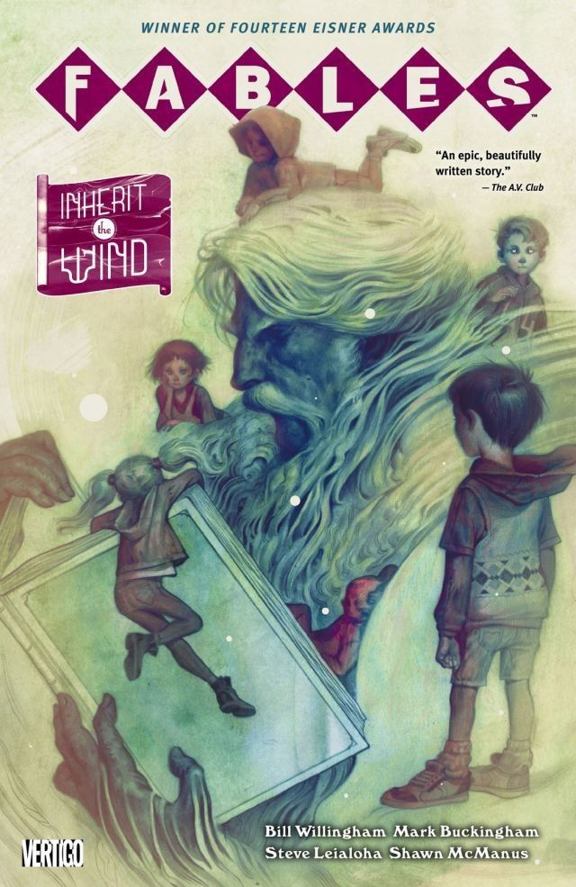 FABLES VOL. 17: INHERIT THE WIND | Vertigo Comics