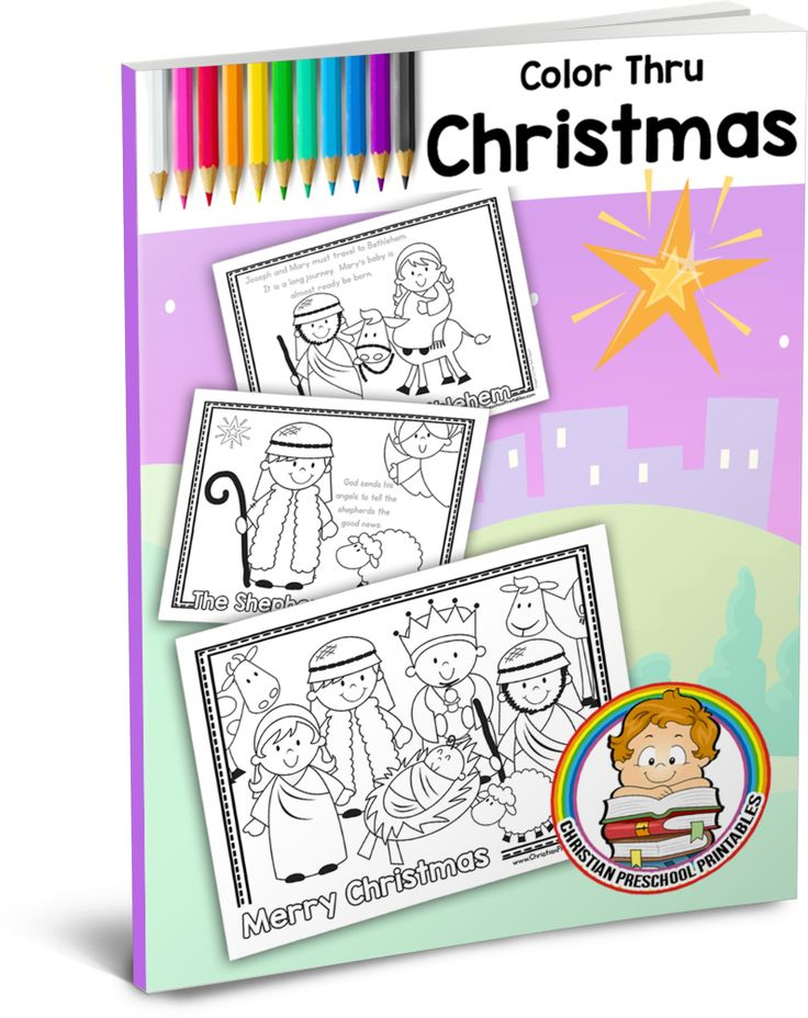 387 best Christmas images on Pinterest Christmas crafts, Christmas - new coloring pages for christmas story