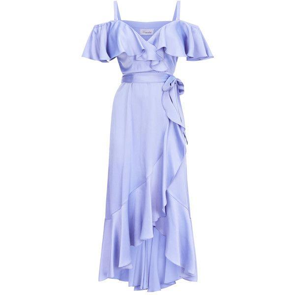 Temperley London Carnation Dress ($1,380) ❤ liked on Polyvore featuring dresses, temperley london and temperley london dress