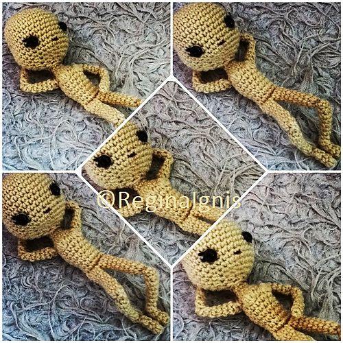 Charita Doll Base pattern by Regina Ignis